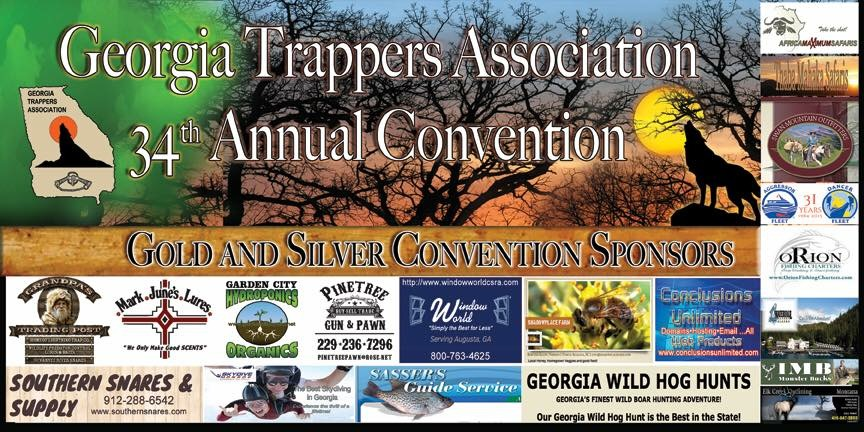 Trapping Radio 167, Georgia Trapping Assoc, they have it going on in GA, other states should follow their lead