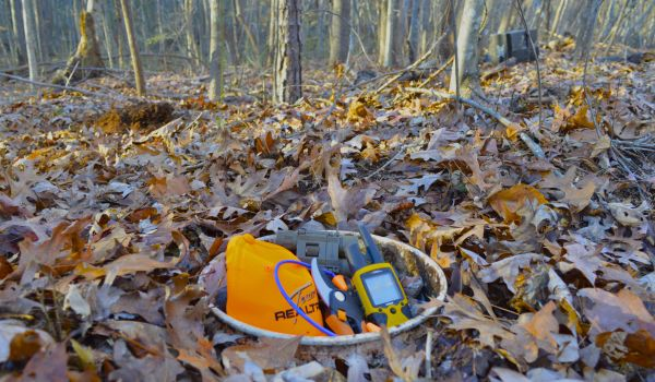 MTR 142 – How to Stash Stuff in the Woods and Kill Snares