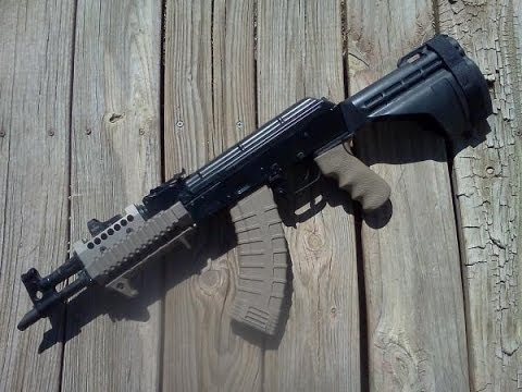 MTR 178 America The Stupid and AK Pistols